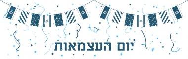 Yom Haatzmaut. Israel independence day.