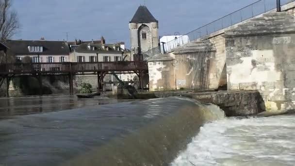 Nature Landscape and river, France