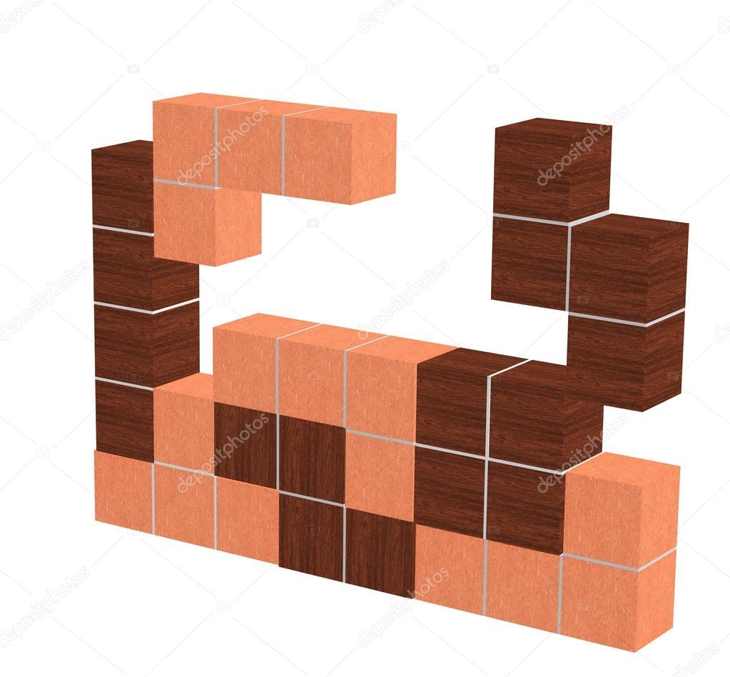 играть в тетрис кубики