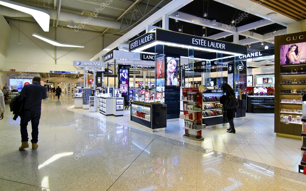 4656424e6f Duty free obchody na letišti Eleftherios Venizelos Atény Řecko ...