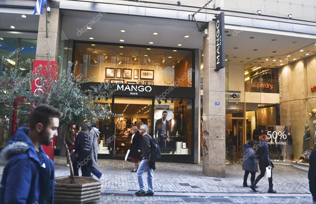καταστήματα στην οδό Ερμού Αθήνα Ελλάδα – Εκδοτική Εικόνα Αρχείου ... 8fe073e85a1