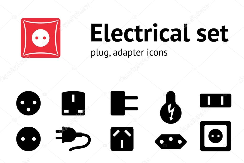 socket symbol electrical
