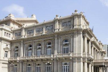 Colon theatre in Buenos Aires