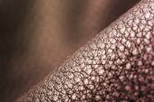 Fotografie Brown leather background