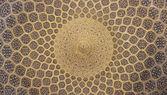 Originální íránské mozaikové dlaždice dekorace