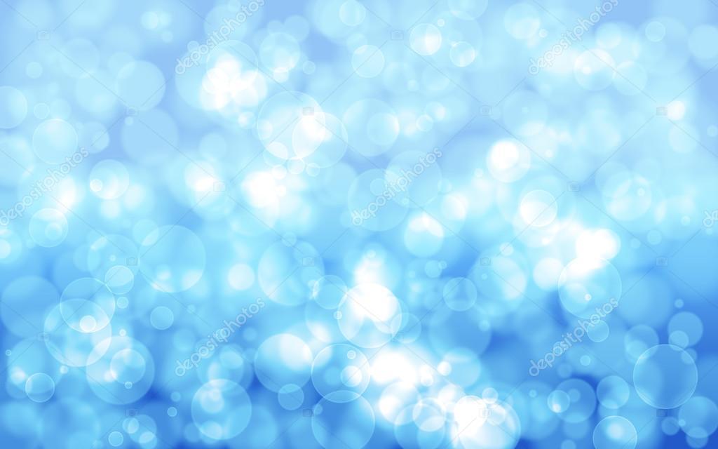 Plano De Fundo Azul E Branco Bokeh Fotografias De Stock Sukanda