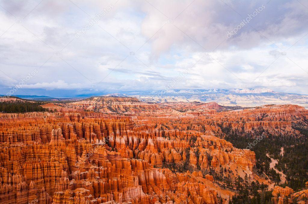 Bryce Canyon,Utah,tourism of America
