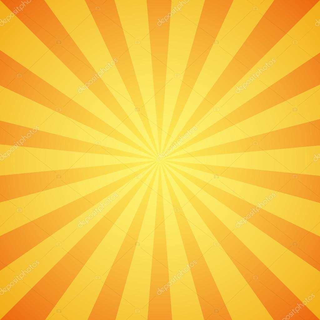 yellow grunge sunbeam background sun rays abstract