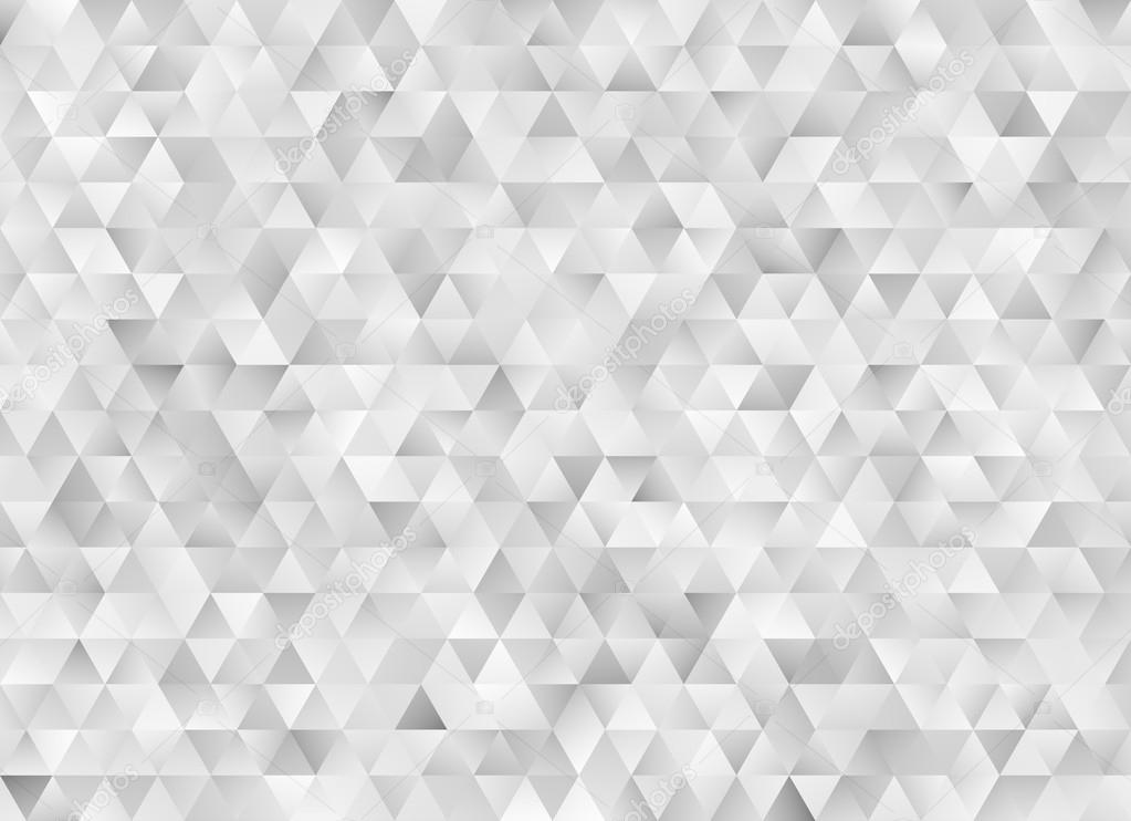 abstract black and white geometric triangle pattern