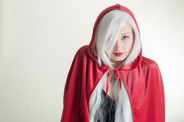 Girl in a Red hood