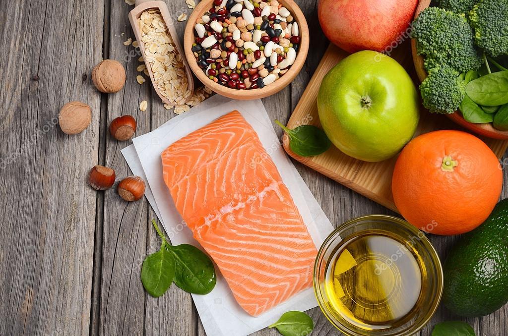 диета для похудения и кожи