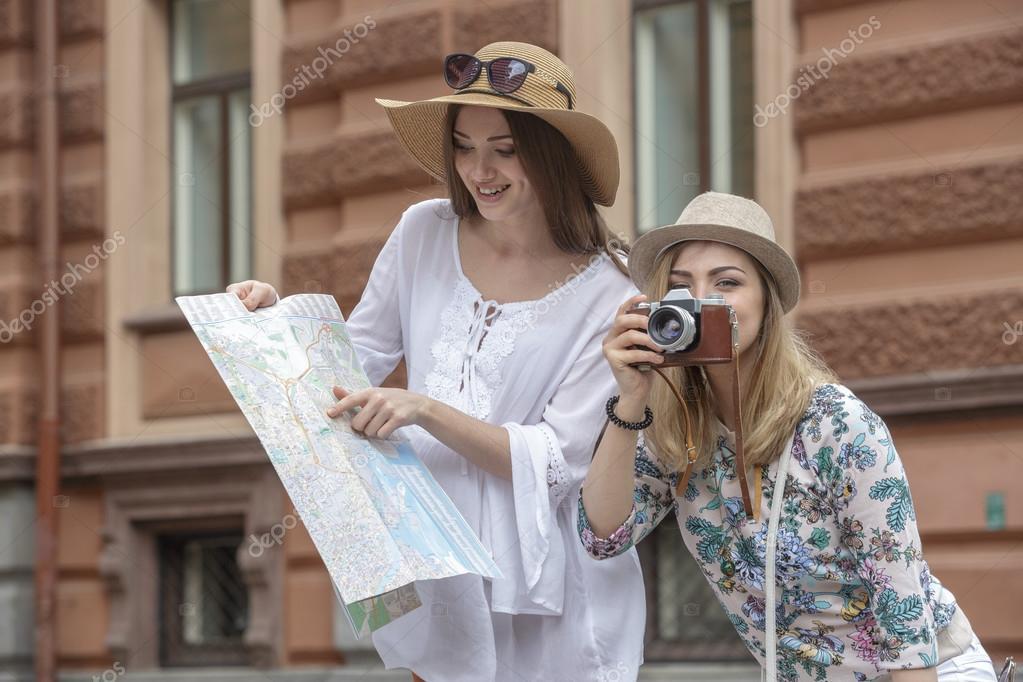 Auf der Suche nach schönen Damen