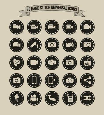 Universal Web Icons Set