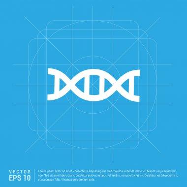 Health Care DNA Icon