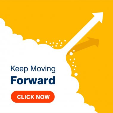 Keep Moving Forward illustration