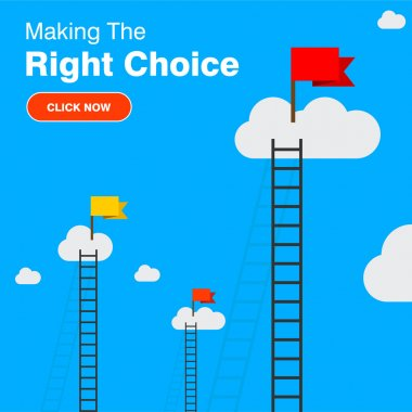 Making the Right Choice illustration