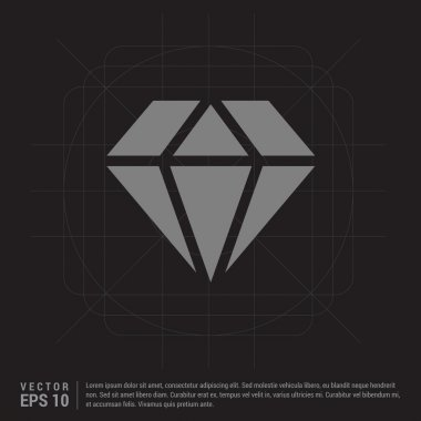 diamond gem icon