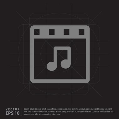 music notes icon