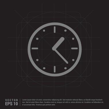 Clock Icon. Time icon