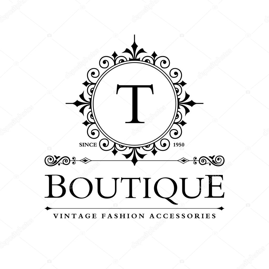 Luxury Logo T template