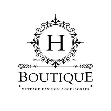 Luxury Logo H template