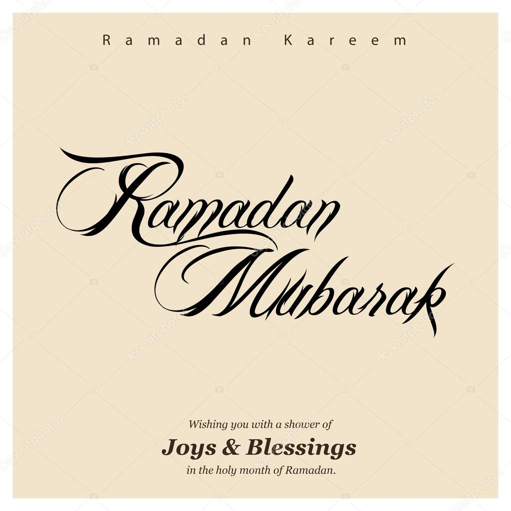 Ramadan mubarak greeting card stock vector ibrandify 93246352 ramadan mubarak greeting card stock vector m4hsunfo