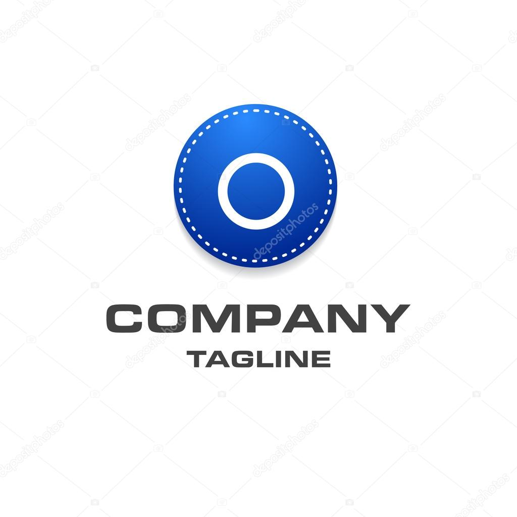 Letter o logo creative blue symbol stock vector ibrandify letter o logo creative blue symbol stock vector biocorpaavc
