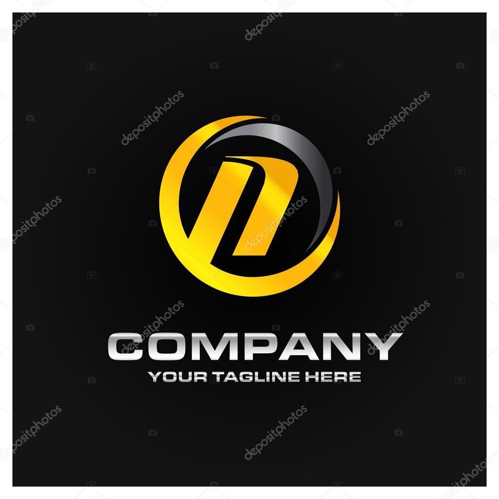 N letter logo company name stock vector ibrandify 93714872 n letter logo company name stock vector buycottarizona