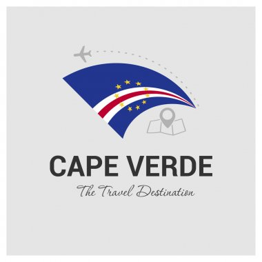 Cape Verde Travel Logo