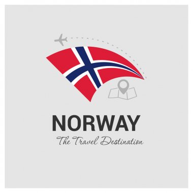 Norway Travel Logo
