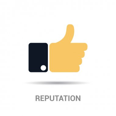 thumb up, like icon