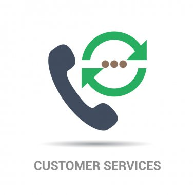 call center customer support icon