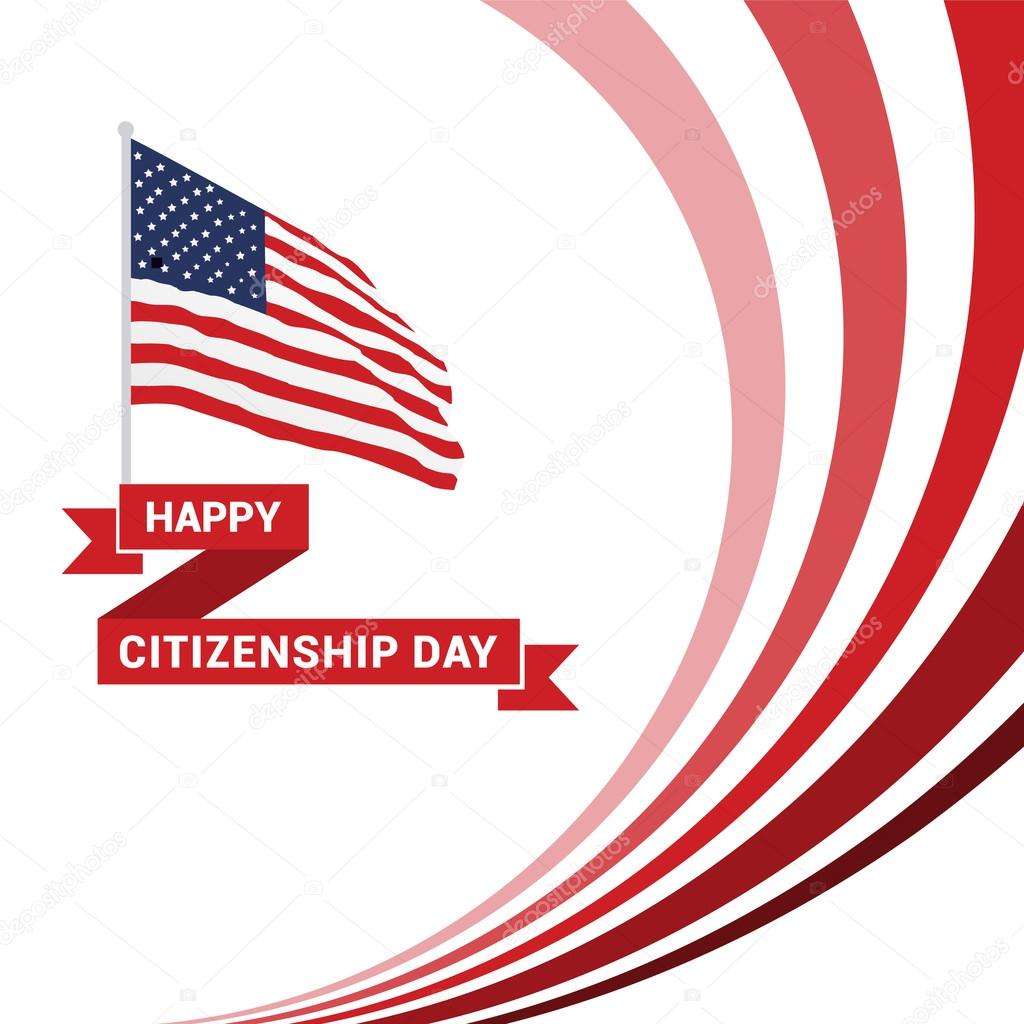 American Citizenship Day Poster