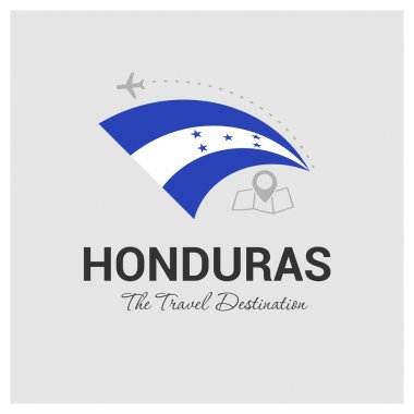 Honduras Travel Logo