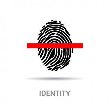 Identity web icon