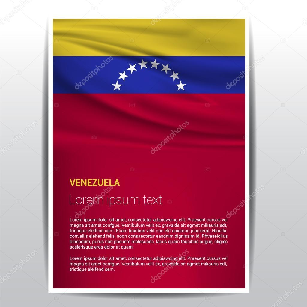 Venezuela flag brochure template stock vector ibrandify 93747620 venezuela flag brochure template stock vector 93747620 pronofoot35fo Gallery