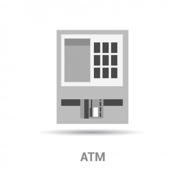 money from atm icon