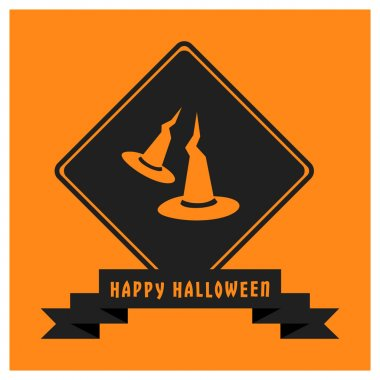 Halloween Witch Hats icon.