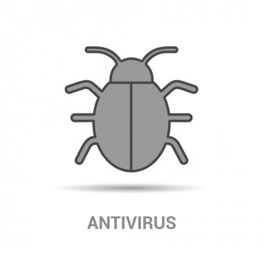 graphical symbol of bug