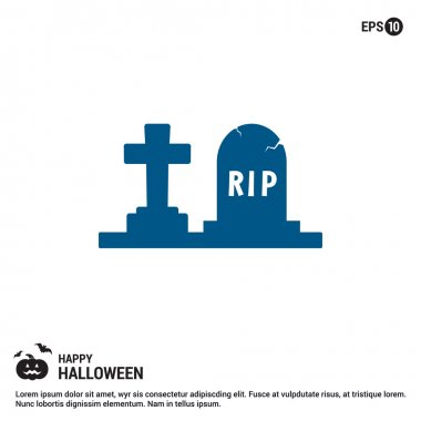 Halloween Grave icon