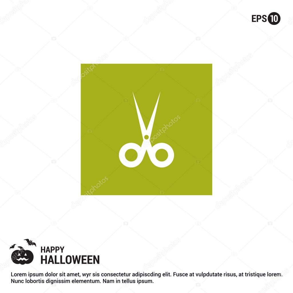 Halloween Scissors icon