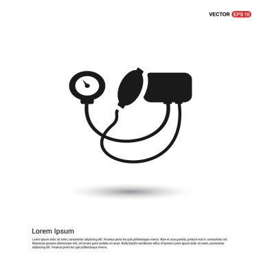 Contour medical mechanical tonometer icon