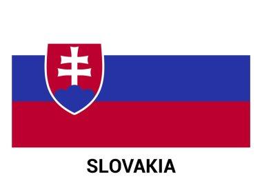 Slovakia flag logo