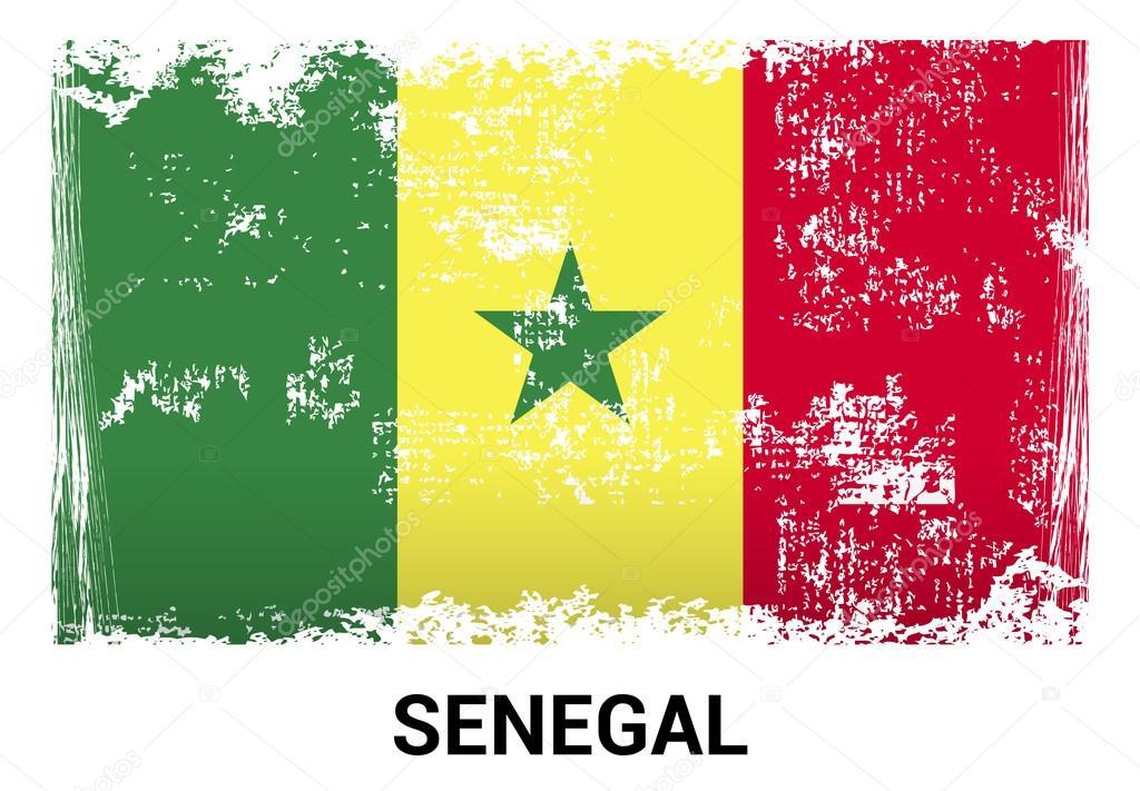 Imágenes Bandera Senegal Para Pintar Bandera De Senegal