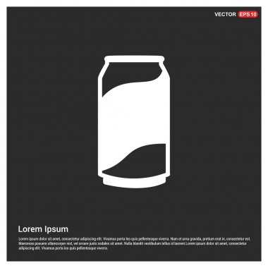 drink in can icon