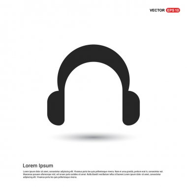 headphone icon for web