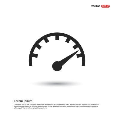 car speedometer icon