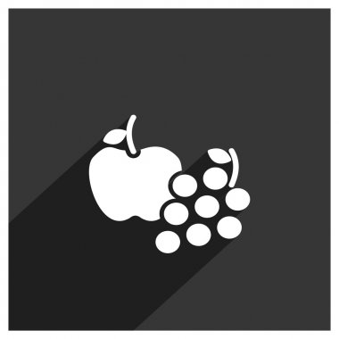 Apple and Grapes icon