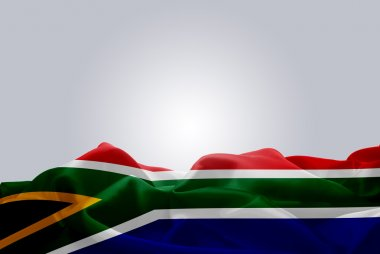 national flag of South Africa