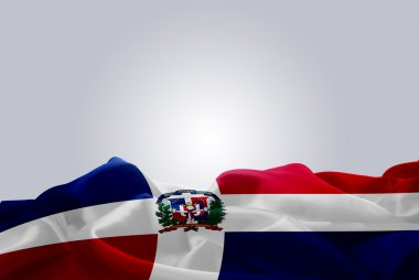 national flag of Dominican Republic